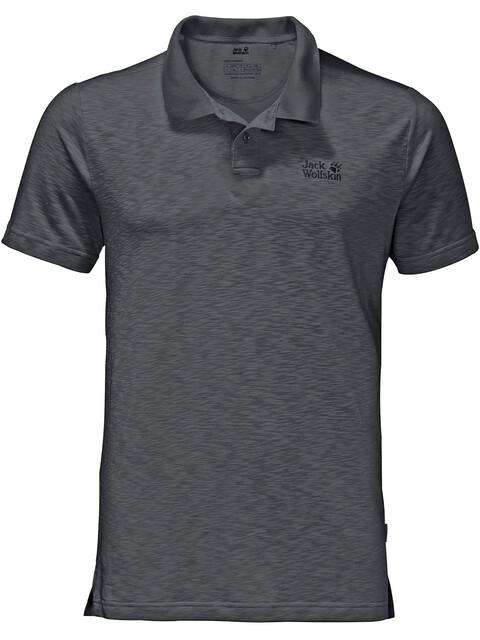 Jack Wolfskin Travel - T-shirt manches courtes Homme - gris
